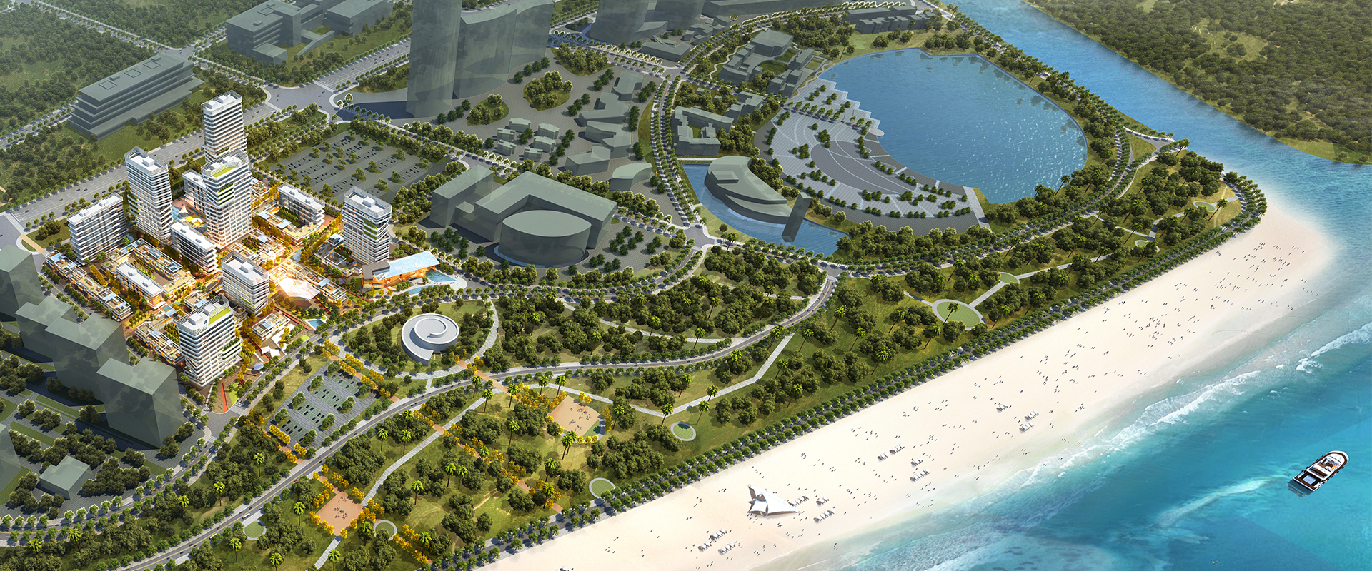 H-Change Qingdao Westcoast Bay Project