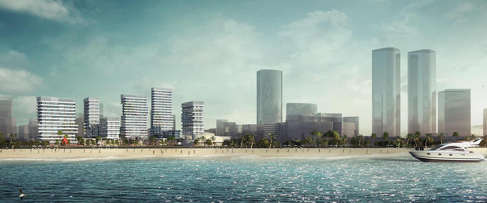 Qingdao Westcoast Bay Project