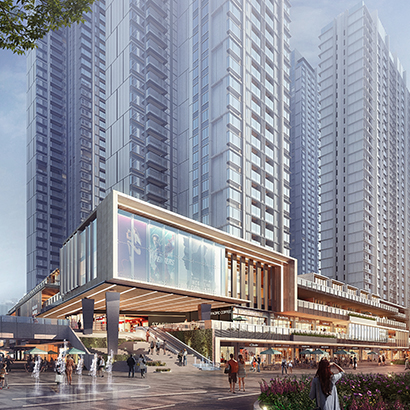 H-Change Shenzhen Longgang Huanglongpo District Phase I